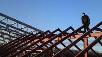 Сварочные работы с металлоконструкциями в Балахне