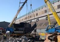 Демонтаж конструкций из металла в Балахне