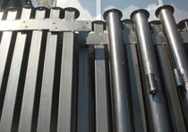 Металлические столбы в Балахне изготовление и монтаж г.Балахна